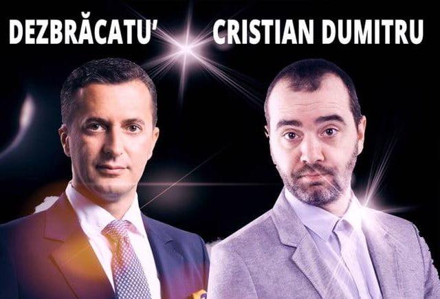 Dezbrăcatu' de la Cronica Cârcotaşilor vine la Roman