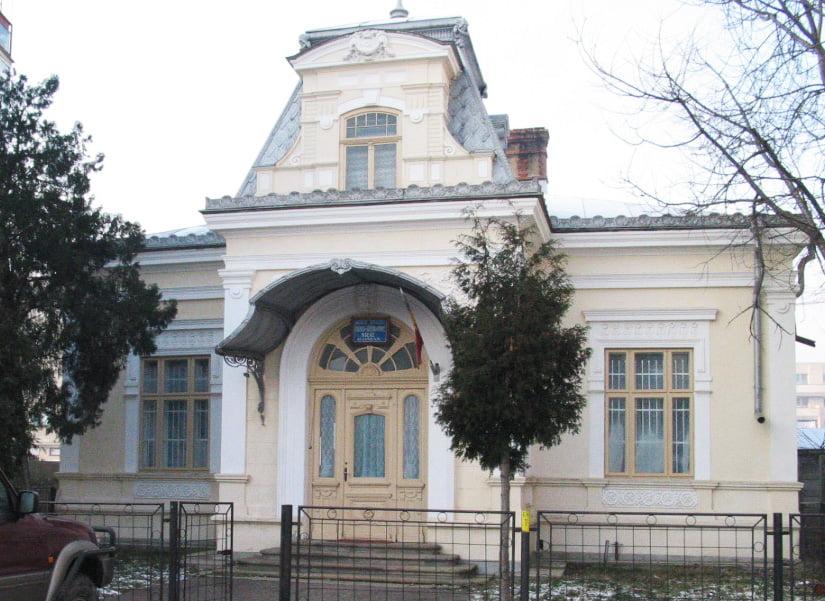 Muzeul personalităţilor romaşcane, gata în doi ani