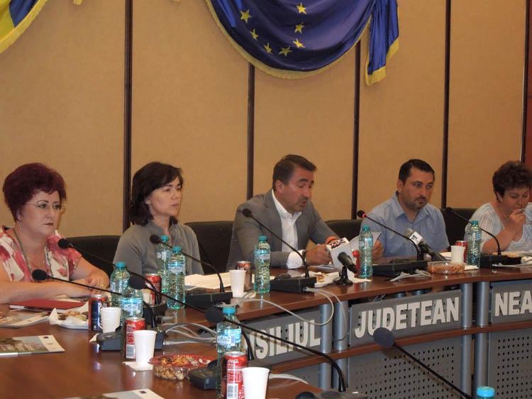 Proiectul CJ Neamţ privind managementul eficient al Lacurilor Vaduri şi Pângăraţi a ajuns la final