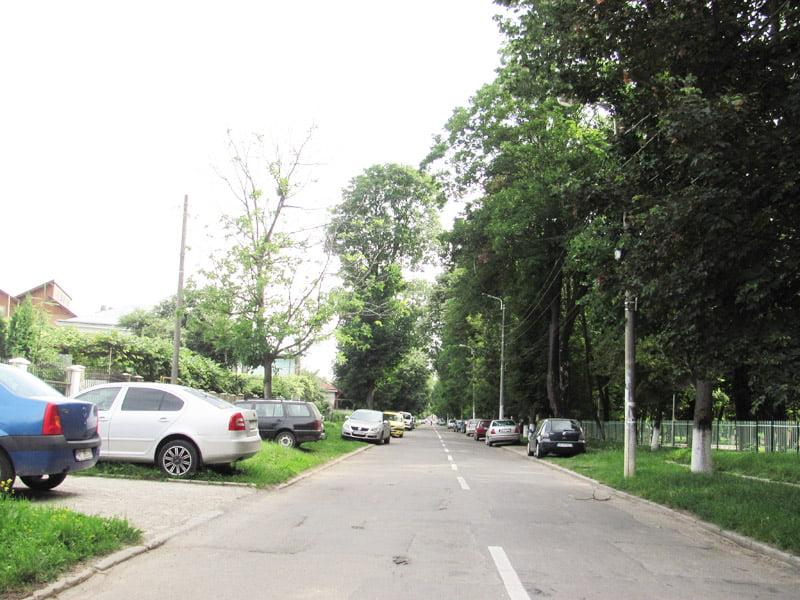 Strada Eternității și zona adiacentă vor fi modernizate