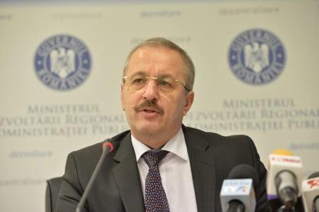 videoconferinta vicepremier Vasile Dincu