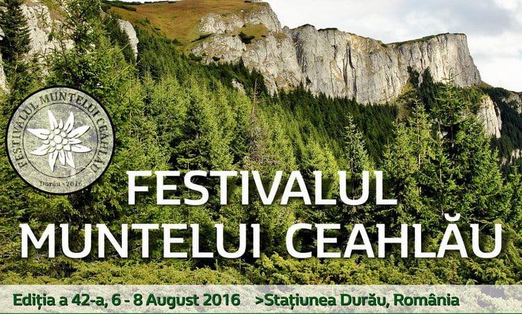 Durăul îşi aşteaptă oaspeţii, de sâmbătă, la o nouă ediţie a Festivalului Muntelui Ceahlău