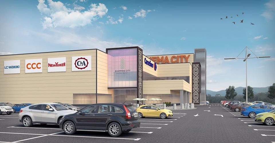 Branduri de renume la Shopping City Piatra Neamţ