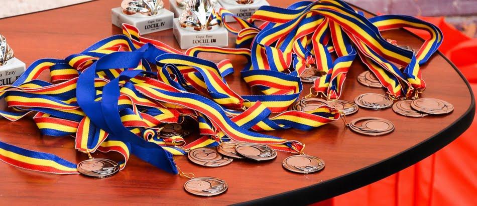 TCM Roman a organizat o nouă ediţie a Cupei EMY