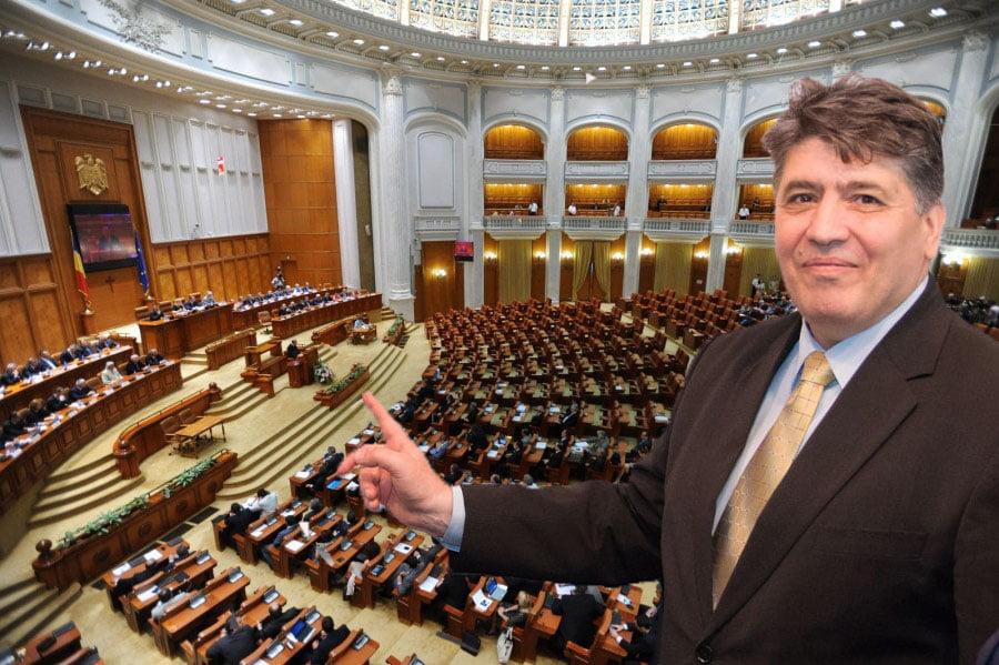 Laurenţiu Leoreanu lasă Primăria pentru Parlament?