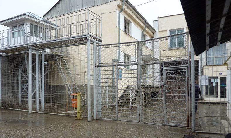 Angajări din sursă externă la Penitenciarul Bacău