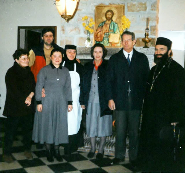 regina Ana regele Mihai IPS Ioachim 1