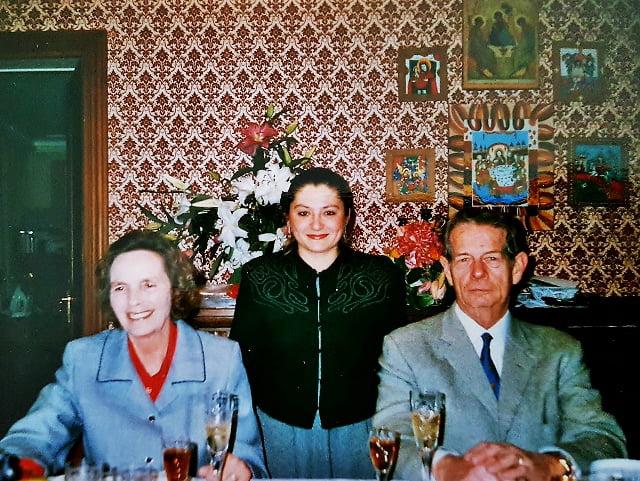 regina Ana regele Mihai IPS Ioachim 3