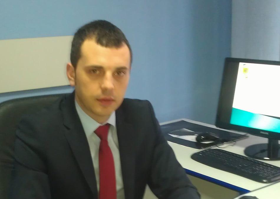 Romaşcanul Vlad Ciurea a ajuns subprefect de Neamţ