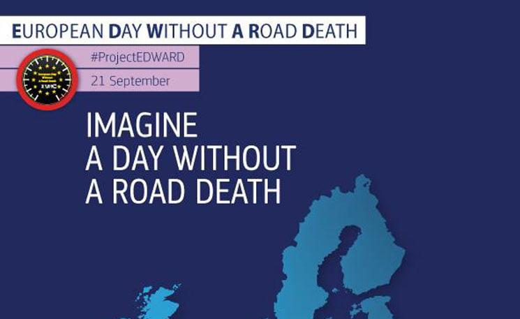 21 septembrie, Ziua europeană fără niciun accident rutier mortal