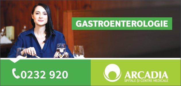 Soluții performante de screening, diagnostic și tratament la Centrul de Gastroenterologie Arcadia