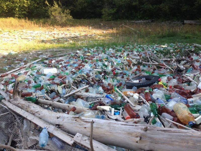"""""""Vremea curăţeniei"""": 11 tone de deşeuri, ridicate de 550 de voluntari în trei zile"""