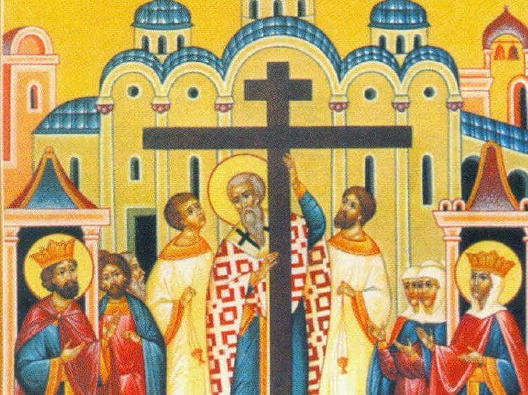 Înălţarea Sfintei Cruci, una dintre cele mai vechi sărbători creştine
