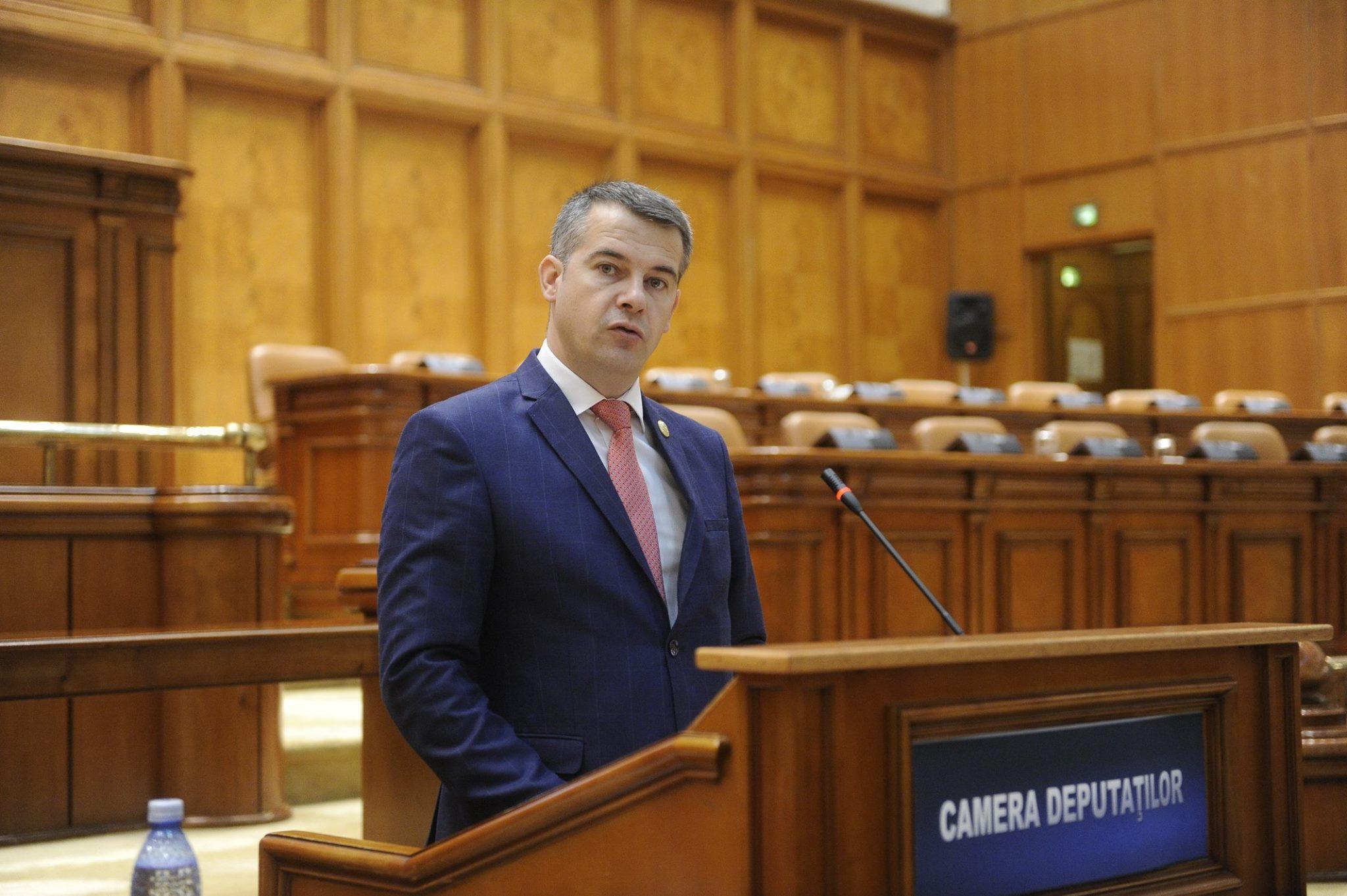 Deputatul Cătălin Drăgușanu a trecut la PNL