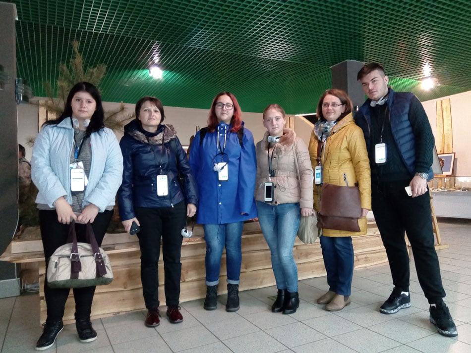 Elevii romașcani, în căutarea biodiversității din Polonia