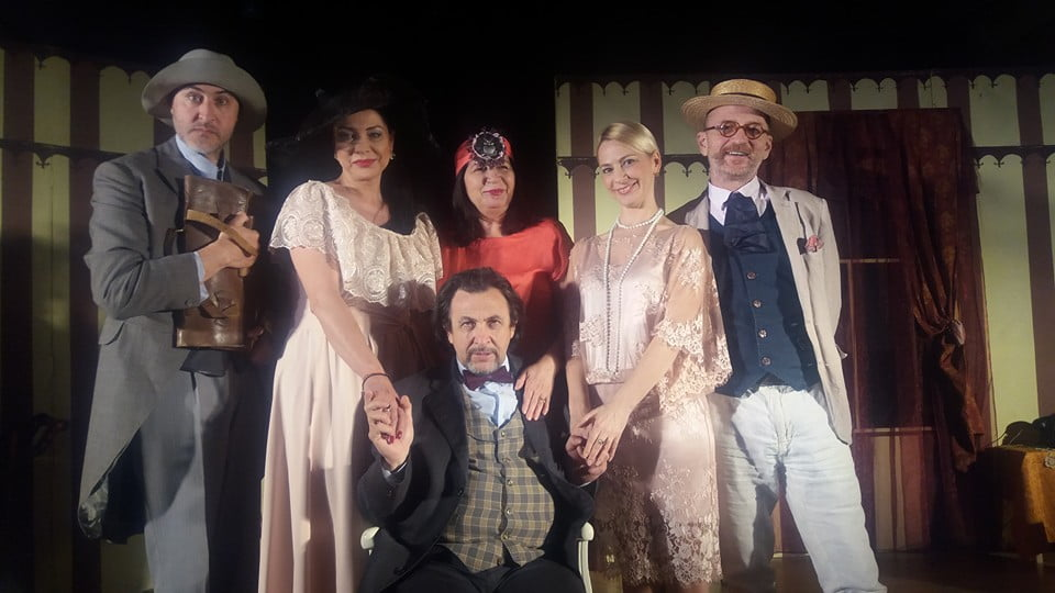 """Teatru la Casa de Cultură: """"Amanta"""", în regia lui Armand Calinovici"""