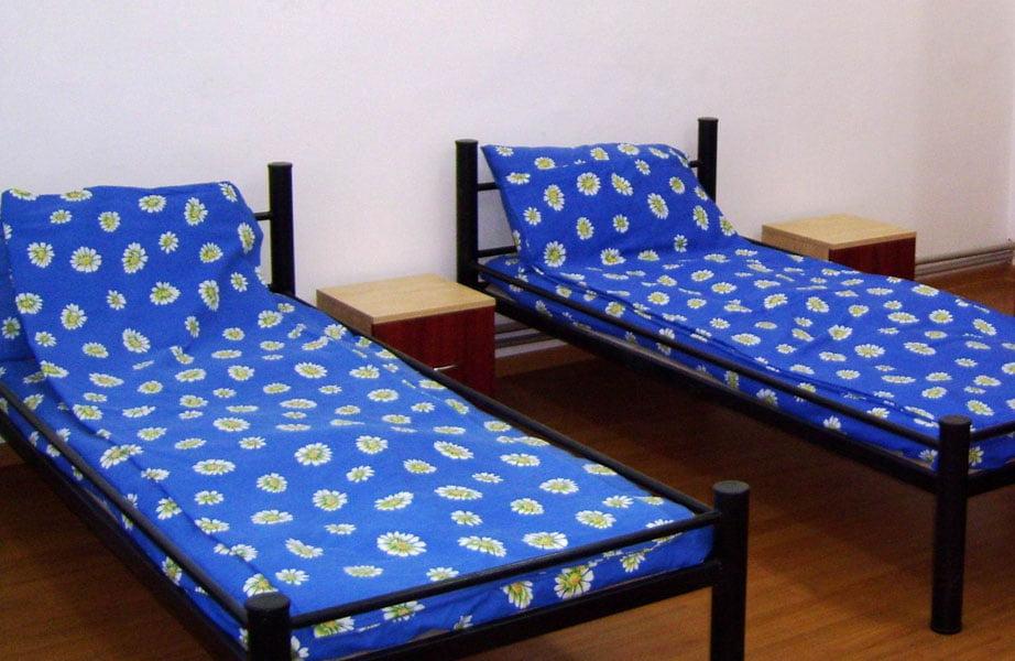 Au fost activate centrele de cazare destinate persoanelor fără adăpost