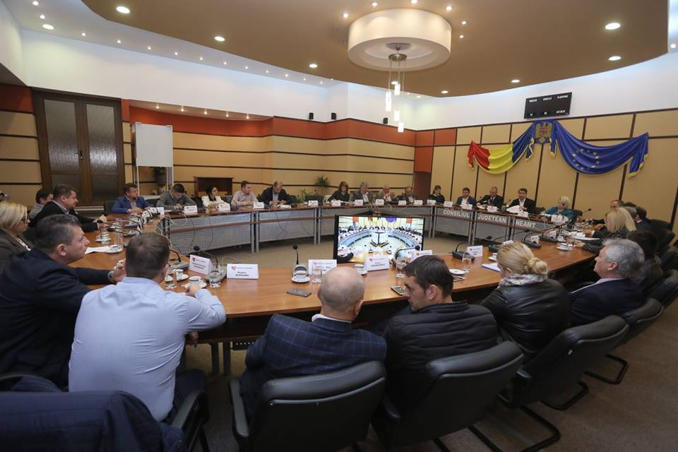 Liberalii din CJ votează împotriva romașcanilor