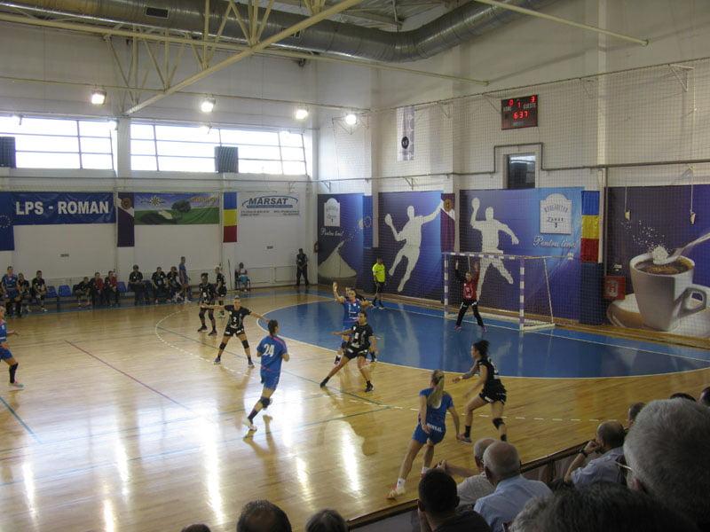 Handbalistele romașcane vor a șaptea victorie consecutivă la Craiova
