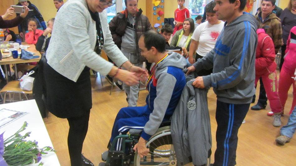Festivalul sportului pentru persoanele cu dizabilități