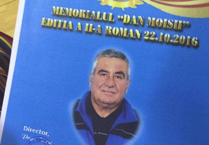 """Memorialul """"Dan Moisii"""", la ediția a II-a"""