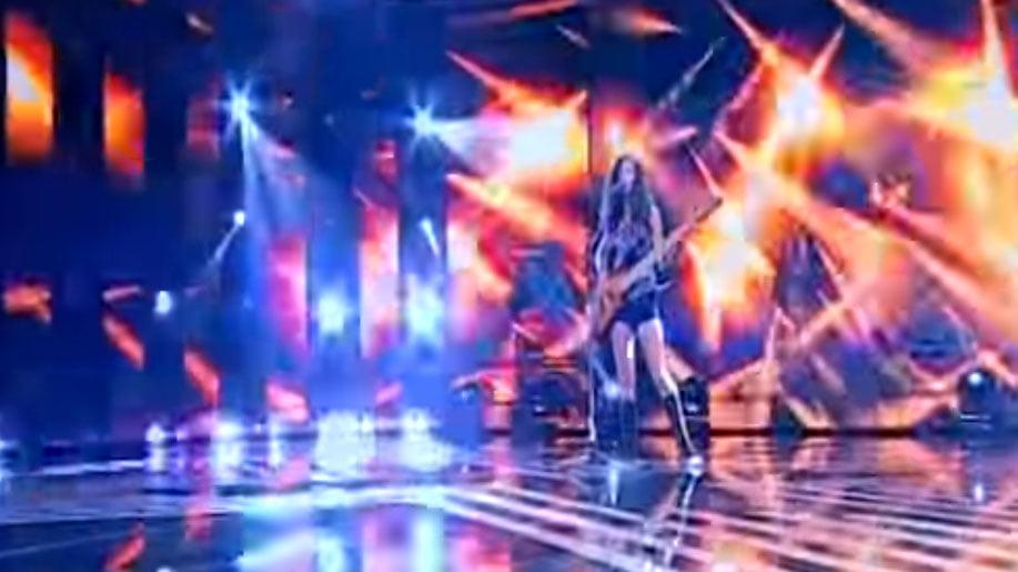[VIDEO] Romașcana Milena Ordean, patru de DA la X Factor