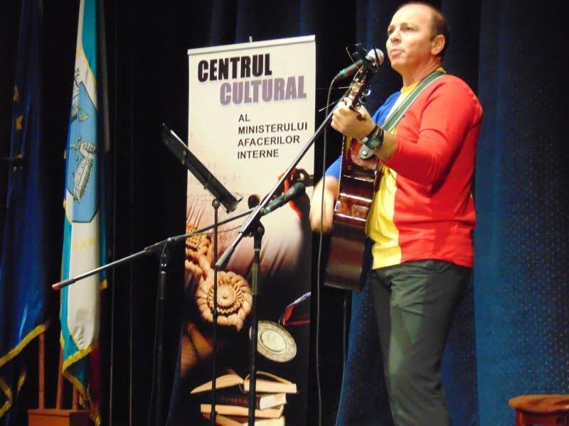 IPJ Neamț a obținut locul II la Festivalul Național al Artiștilor Amatori din cadrul MAI