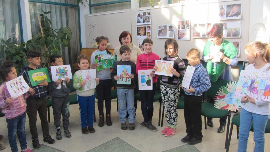 Copiii, informați despre drepturile lor