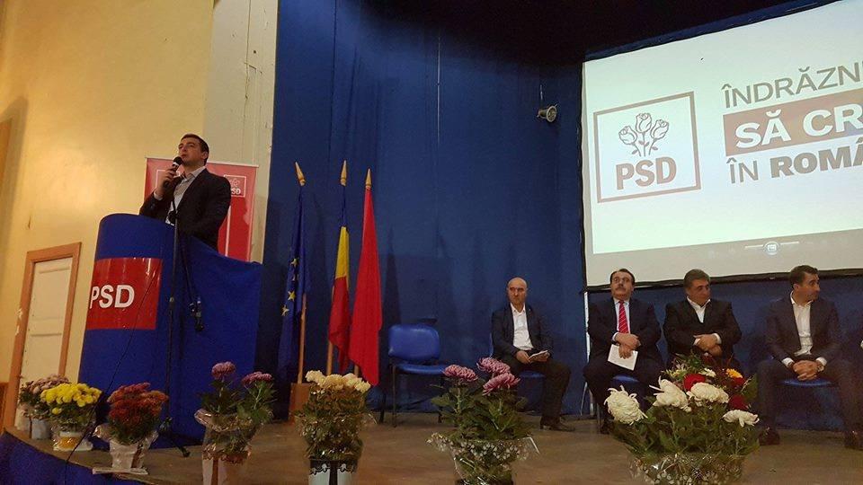 (P) Alexandru Rotaru vrea să aducă binele pentru nemțeni din Parlamentul României
