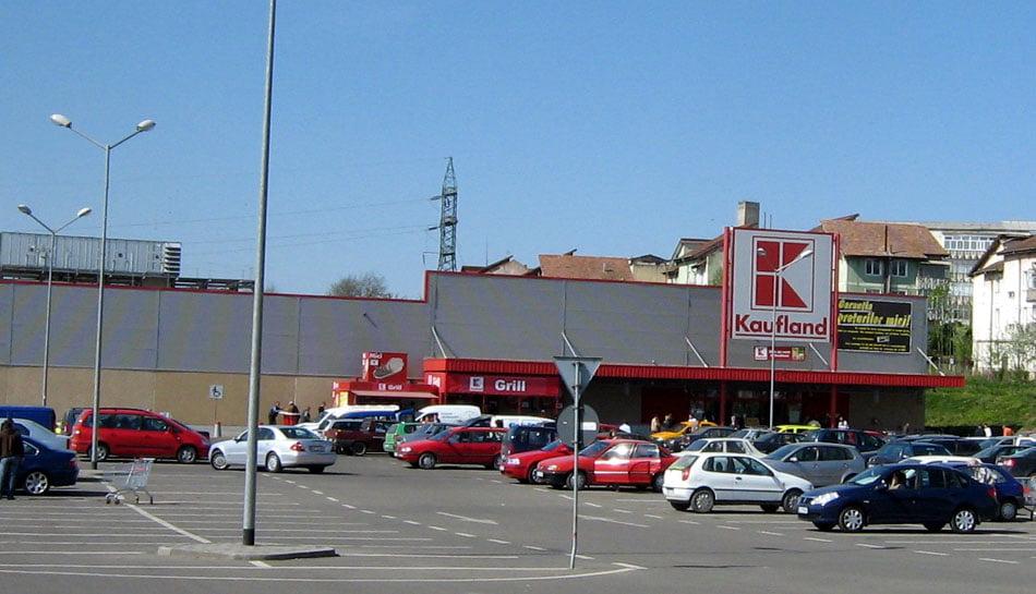 Un nou hypermarket Kaufland în Roman, pe strada Mihai Viteazu