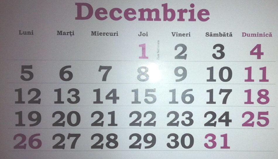 Vacanță prelungită: Guvernul a decis ca ziua de 2 decembrie să fie liberă pentru bugetari