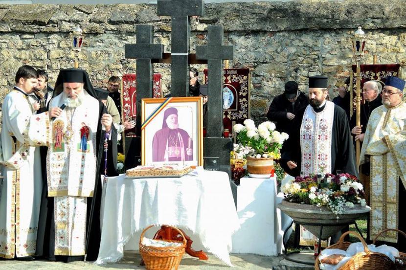 Preoții și credincioșii au comemorat doi ani de la moartea arhiepiscopului Eftimie Luca