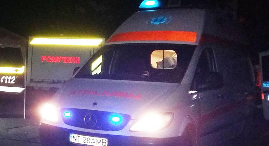 Doi oameni au murit pe E 85, într-o mașină condusă de un șofer fără permis