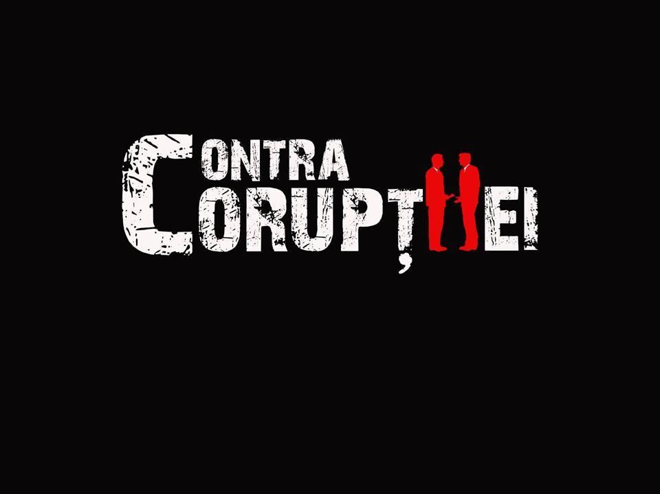 """""""Calcă în picioare corupția"""""""