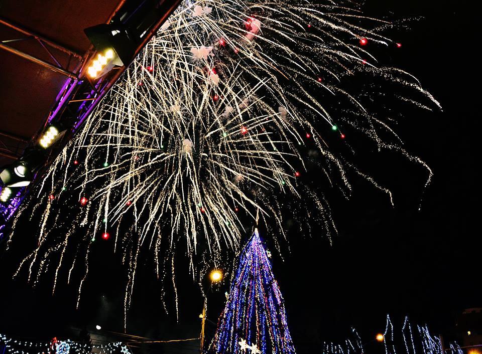 Programul Revelionului din centrul orașului