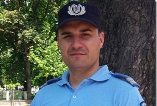 Jandarmul Florin Ilașc, un nou exemplu de profesionalism: a prins o hoață în flagrant