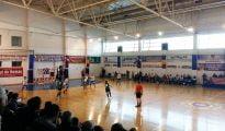 CSM Roman CSM Bistrita handbal 3