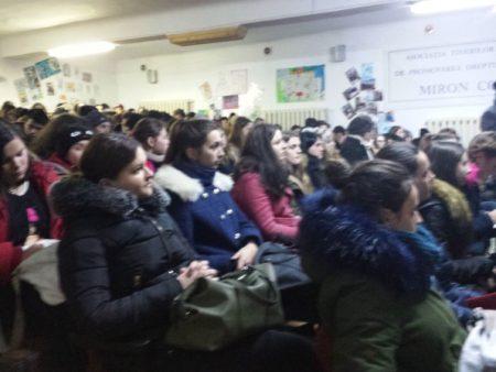 Clubul de lectura Buchinistii Colegiul Miron Costin 3