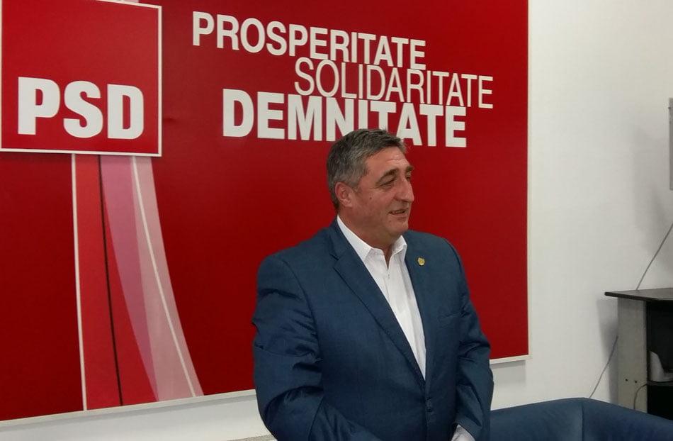 """Senatorul PSD Dan Manoliu: """"Aroganţă şi dispreţ din partea primarului"""""""