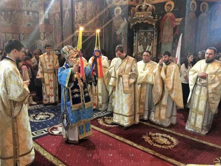 Ziua Unirii catedrala arhiepiscopala 1