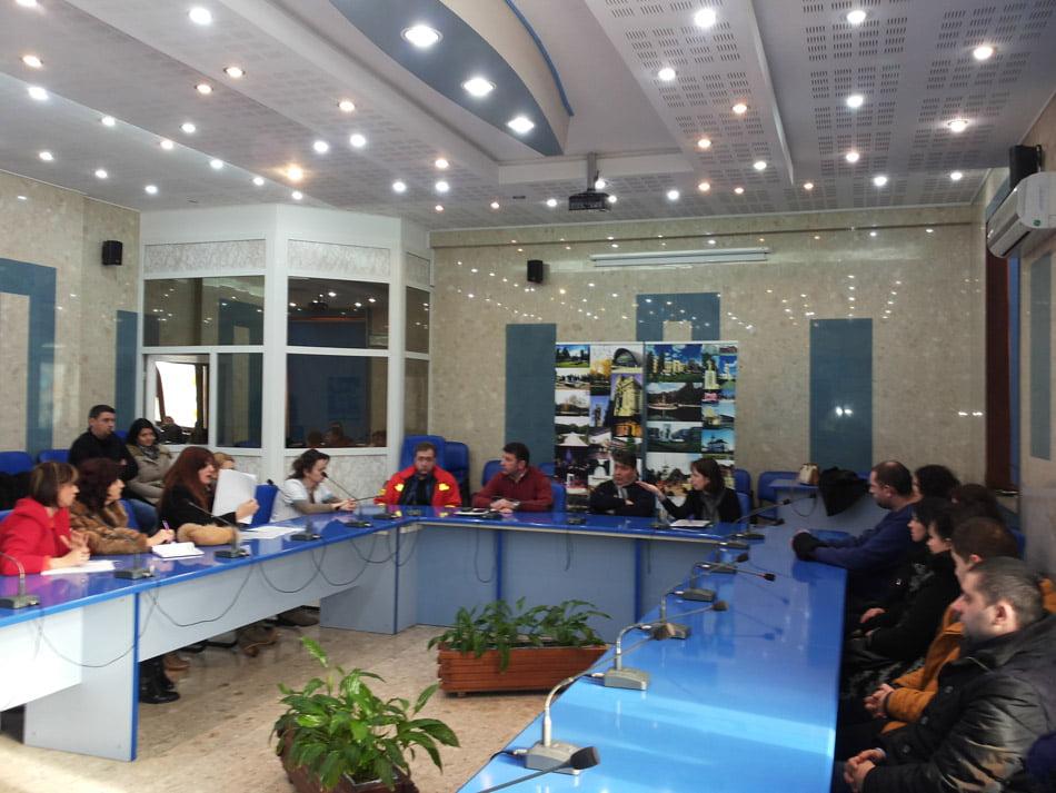 Comunicat de presă – Primarul Lucian Micu dorește îmbunătățirea condițiilor în Compartimentul Primiri Urgențe, din Spitalul Municipal