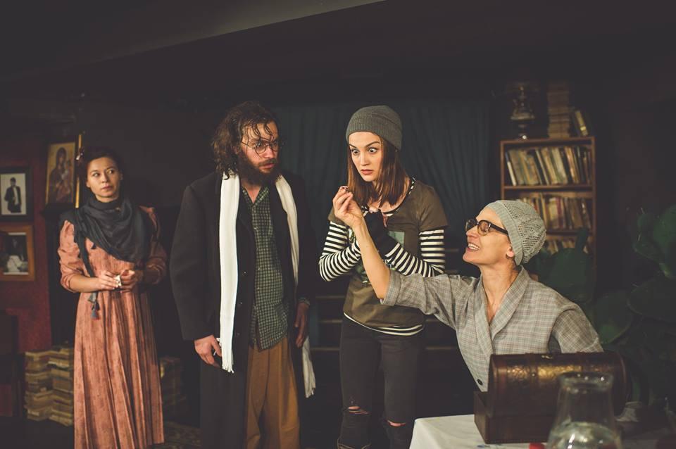 """Piesa """"Dar… ce-ați crezut?!"""", de Nadezda Ptushkina, la Teatrul Tineretului din Piatra Neamț"""
