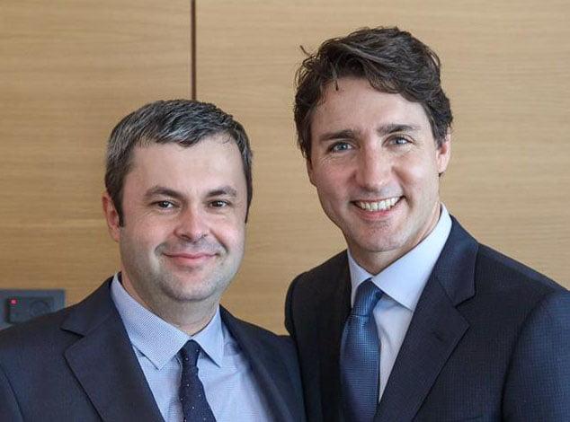 Premierul canadian Justin Trudeau i-a mulțumit europarlamentarului nemțean Sorin Moisă pentru rolul său în adoptarea tratatului CETA
