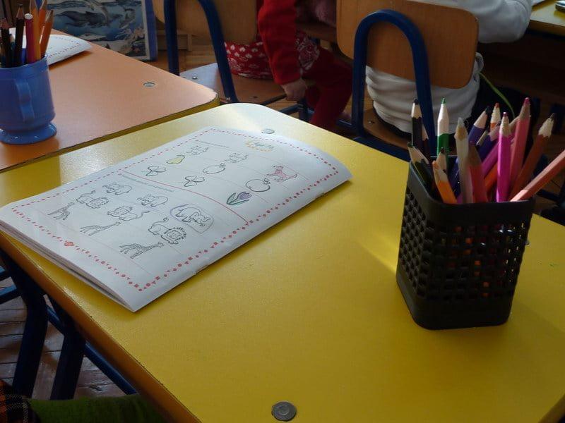 700 de copii înscriși la clasa pregătitoare în Neamț, în primele două zile de înscriere