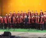corul Laudamus Liceul Teologic Episcop Melchisedec