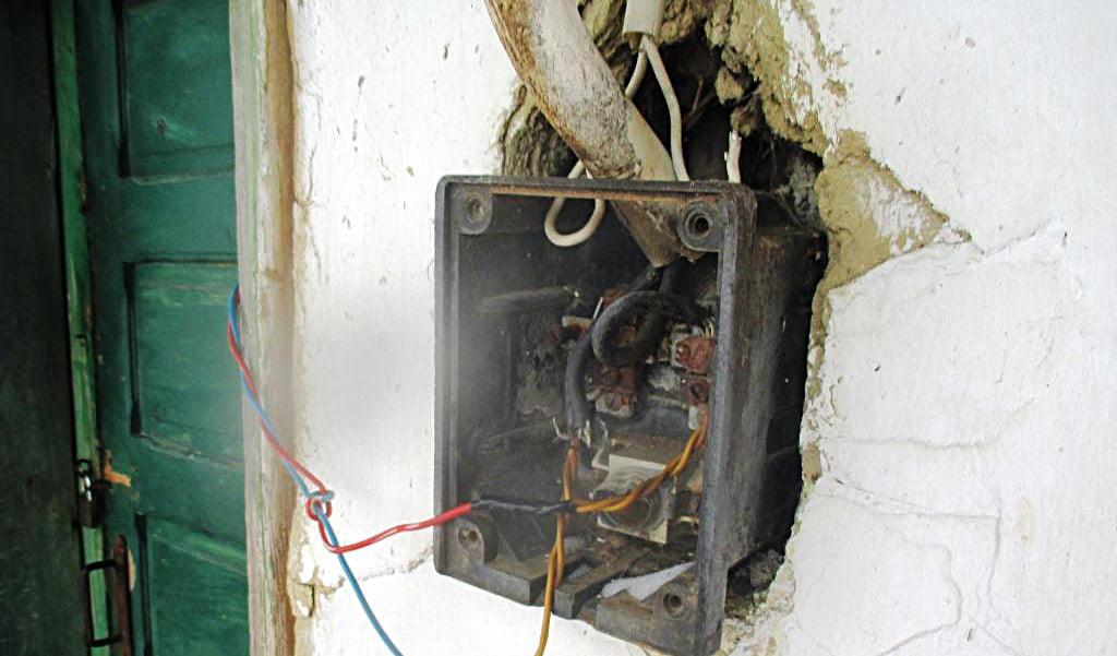 Cercetați de polițiști pentru furt de energie electrică