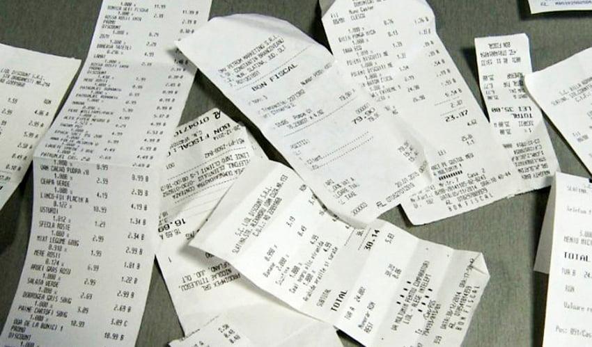 Bonurile fiscale câștigătoare la extragerea de duminică a Loteriei bonurilor