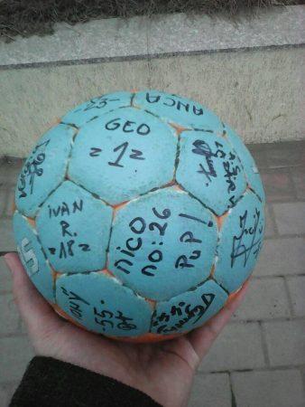 minge handbal licitatie 01