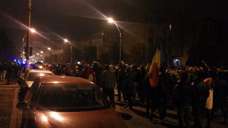 protest colectiv noiembrie 2015
