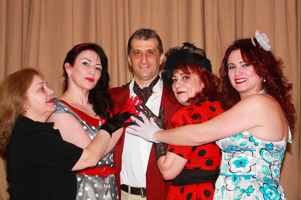 """Teatrul """"Dan Alecsandrescu"""" prezintă luni comedia """"Tango, Monsieur?"""""""